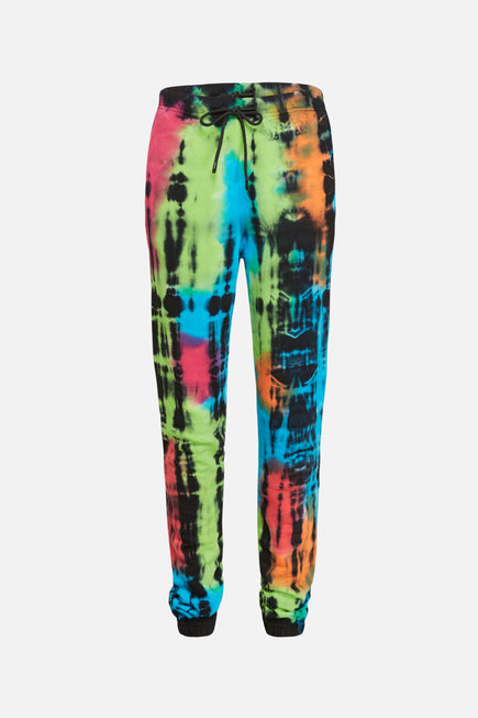 Milan Sweatpants by Cotton Citizen in Kaleidoscope Flash 7