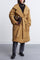 Matte Puffer Long Coat by Proenza White Label in Cider 1