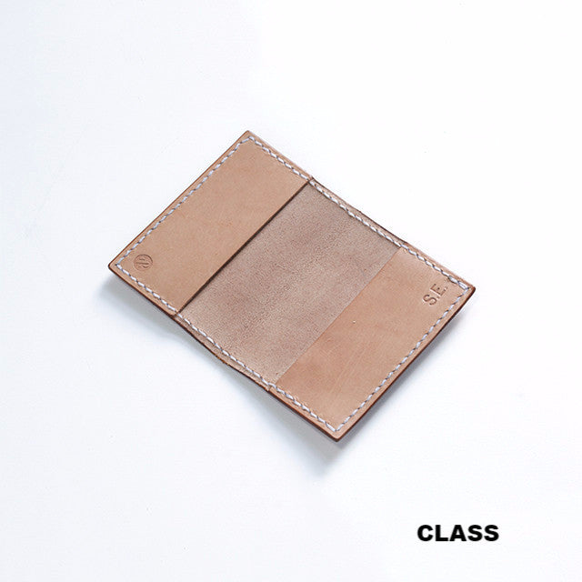 Wallet class PRIVATE - Hand and Sew - 1