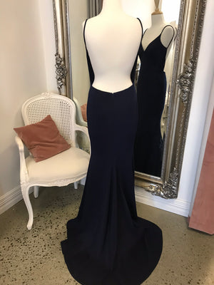 Kamari V Neck Mermaid Dress