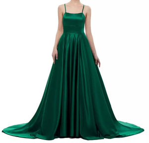 Sonny Satin Gown