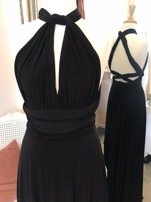 Convertible Infinity Gown