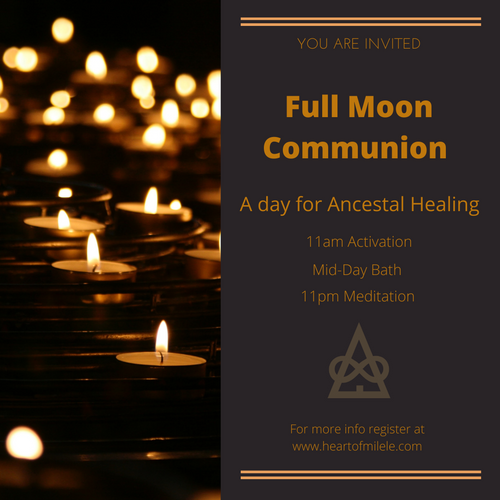 Full Moon Communion