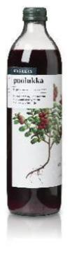 100 % Cold-pressed Organic Wild Lingonberry Juice - THE NOLLA ASIA LIMITED