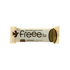 Gluten Free Organic Chocolate Chip Oat Bars - THE NOLLA ASIA LIMITED
