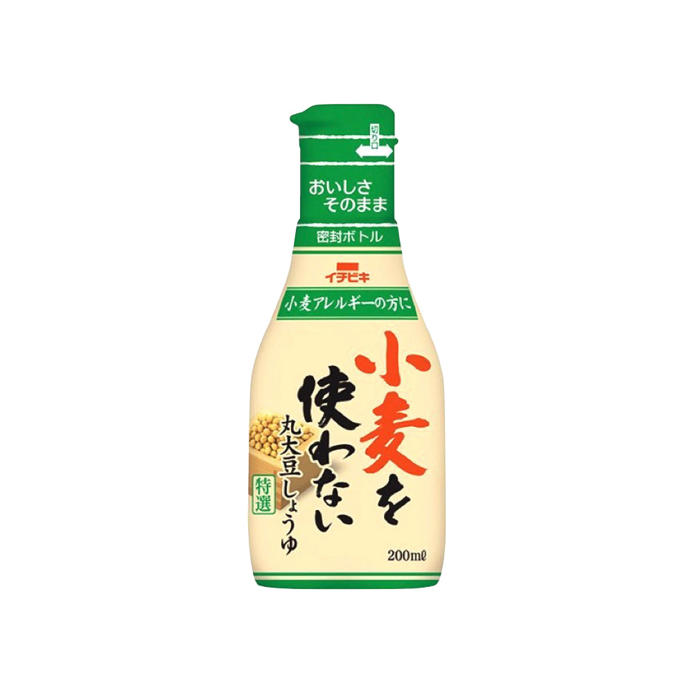Gluten Free Soy Sauce (Non-GMO) - THE NOLLA ASIA LIMITED