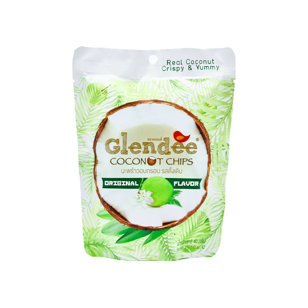 Glendee Coconut Chips - THE NOLLA ASIA LIMITED