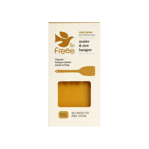 Gluten Free Organic Maize & Rice Lasagne - THE NOLLA ASIA LIMITED