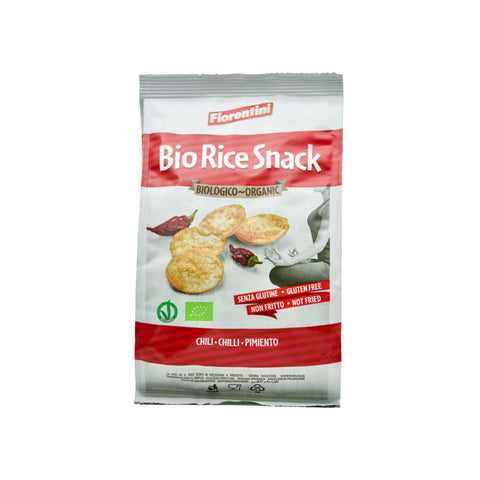 Organic Rice Snacks - Chilli - THE NOLLA ASIA LIMITED