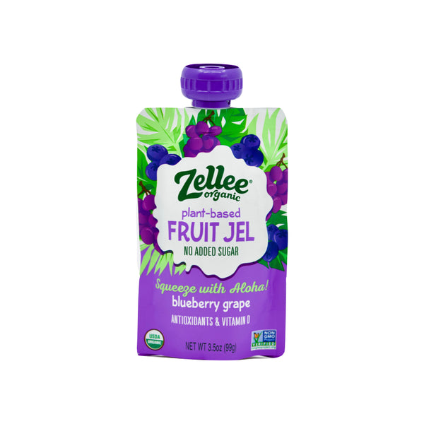 Organic Blueberry Grapes  Plant-based Fruit Jel - THE NOLLA ASIA LIMITED