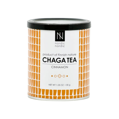Cinnamon Chaga Tea - THE NOLLA ASIA LIMITED