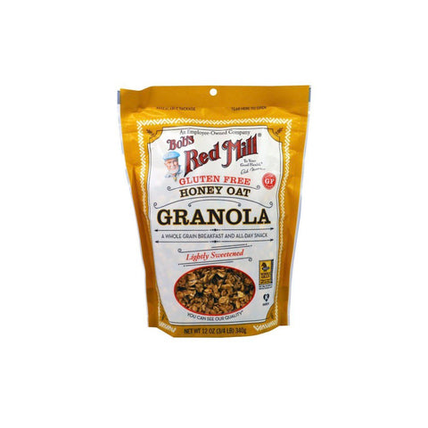 Honey Oat Granola - THE NOLLA ASIA LIMITED