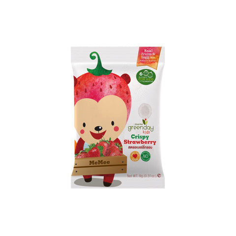 Strawberries Chips - THE NOLLA ASIA LIMITED