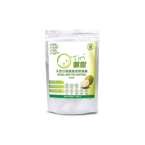Sweet Natural Monk Fruit Classic (150g) - THE NOLLA ASIA LIMITED