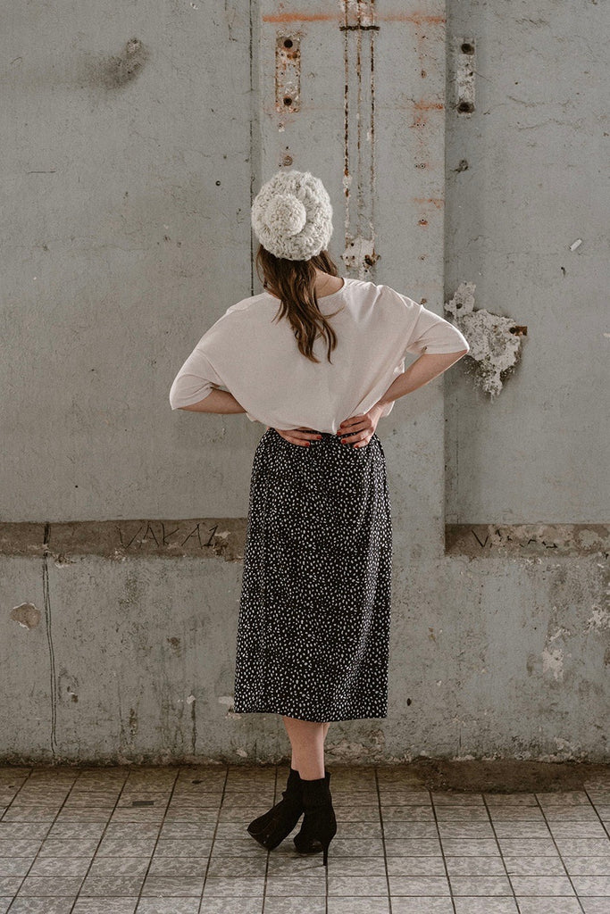 SKIRT BODHI ANIMAL DOT