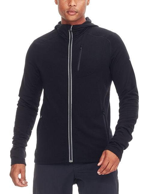 Men's Quantum Long-Sleeve Zip Hood