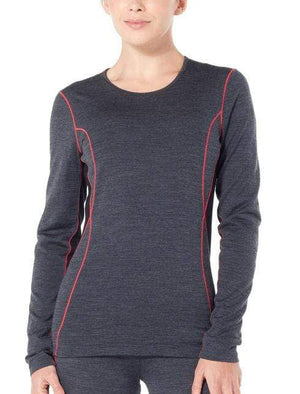 Women's 200 Oasis Deluxe Long-Sleeve Crewe