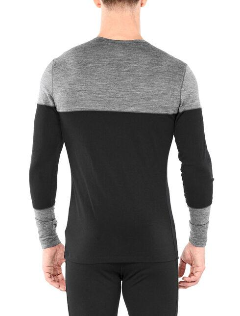 Men's 200 Oasis Deluxe Long-Sleeve Crewe