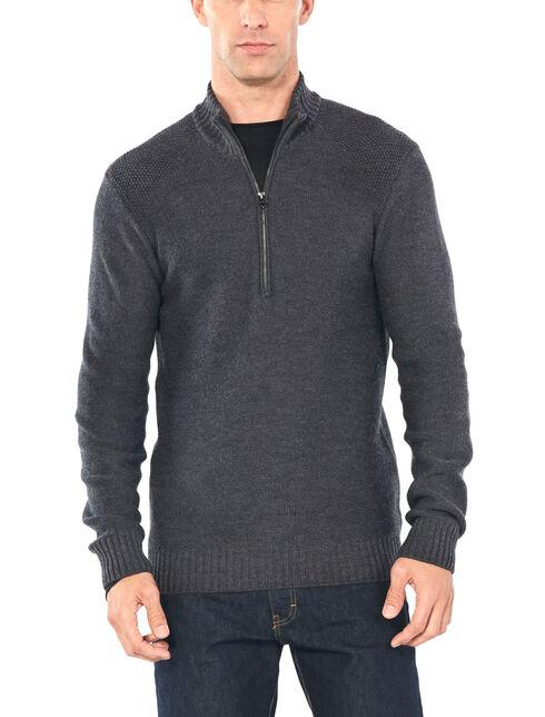 Men's Waypoint Long-Sleeve Half Zip *CLSL*