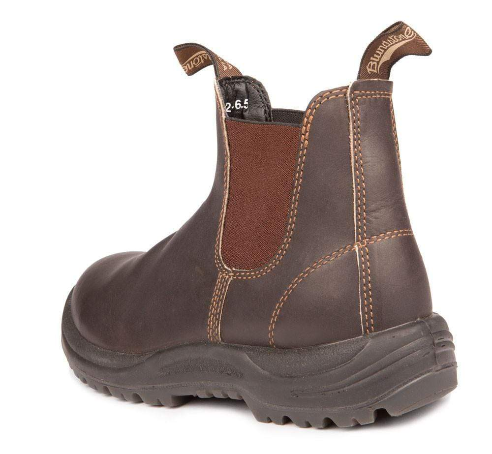 162 - Work & Safety Boot