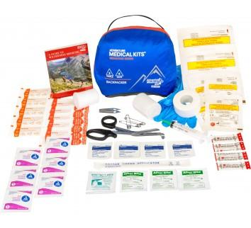 Backpacker First Aid Kit