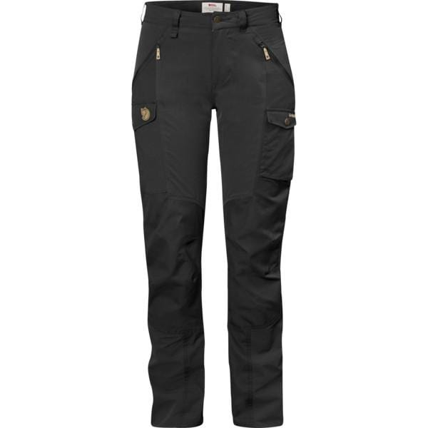 Womens Nikka Curved Trousers