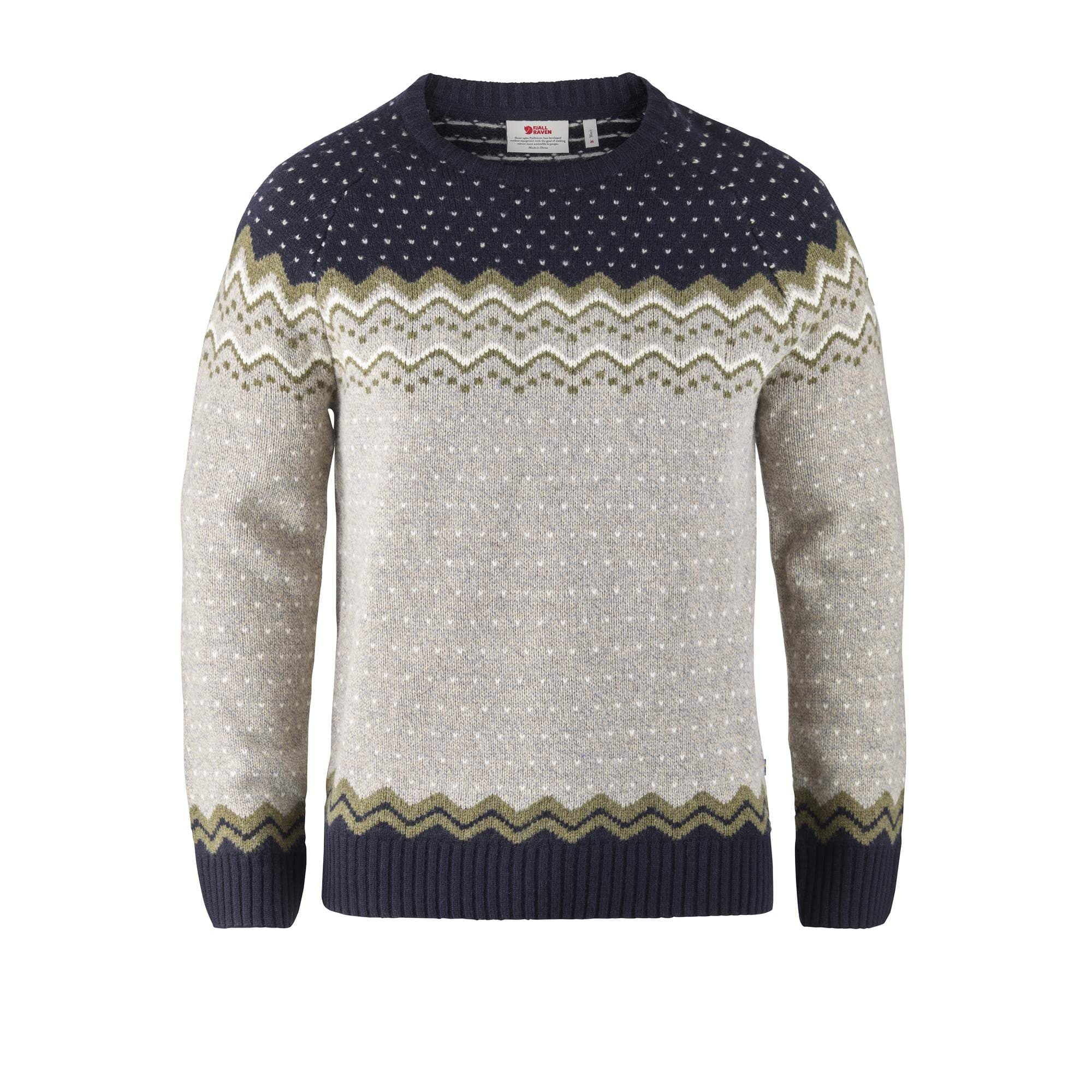 Fjall Raven Ovik Knit Sweater *CLSL*