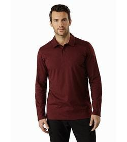 Men's Captive Long-Sleeve Polo