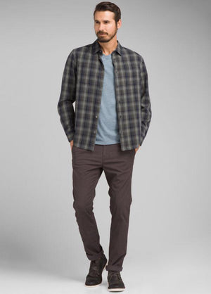 Holton Plaid Long Sleeve
