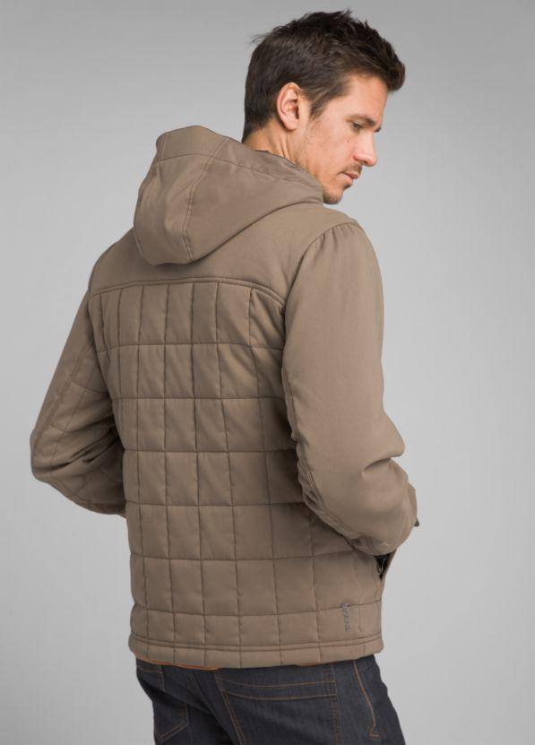 Zion Quilted Jacket