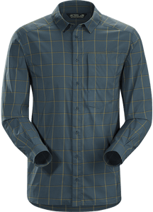 Men's Long-Sleeve Riel Shirt