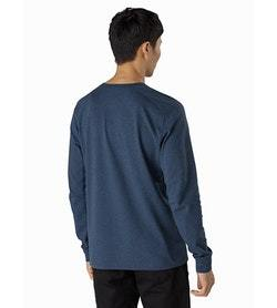 Men's LS Sirrus Henley Shirt