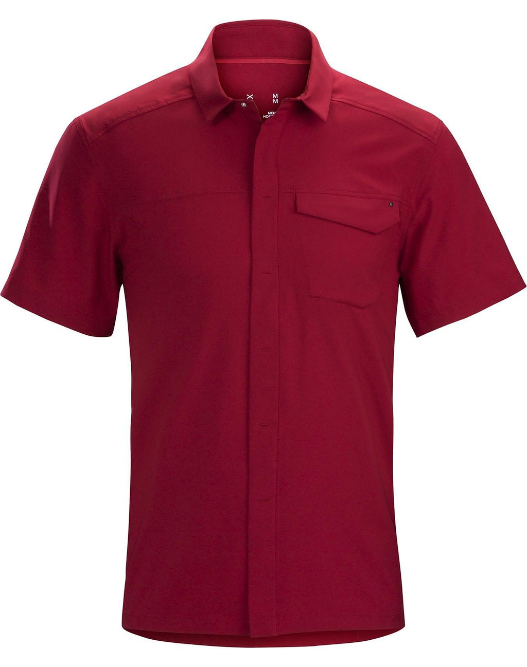 Men's Skyline Short-Sleeve Shirt *CLSL*