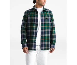 Men's Long-Sleeve Arroyo Flannel Shirt