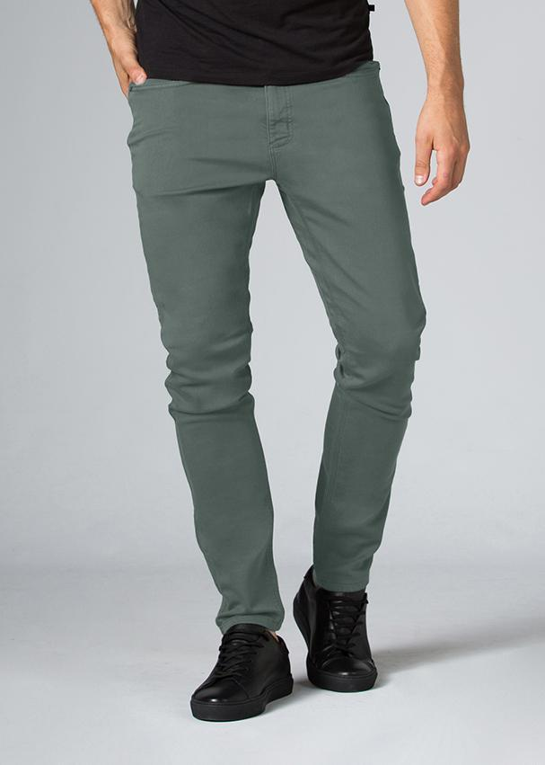 Men's No Sweat Pant Slim - Gull