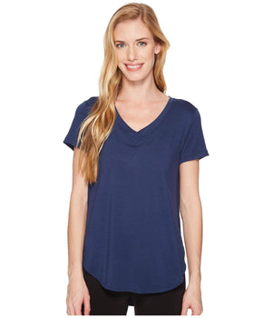 Agda V-Neck Tee Shirt