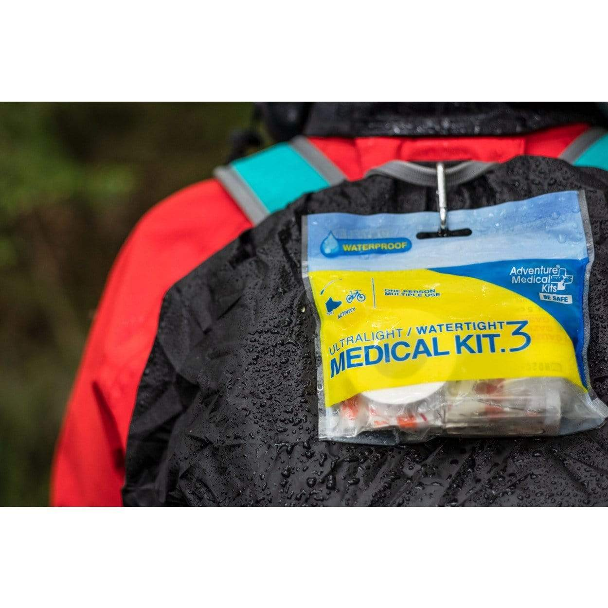 Ultralight / Watertight .3 First Aid Kit