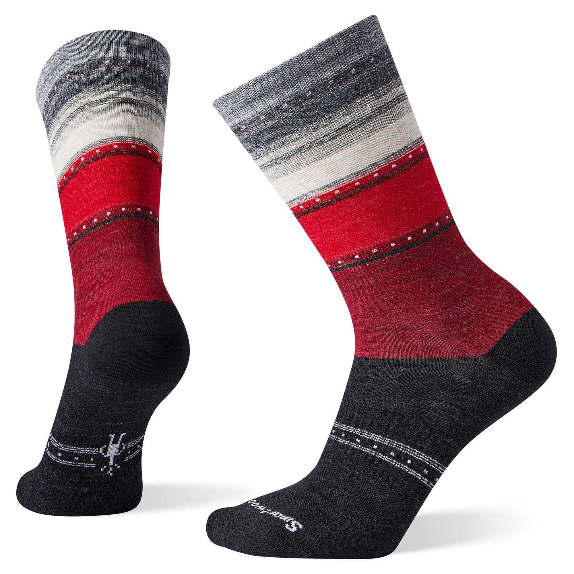 Women's Sulawesi Stripe Crew Sock