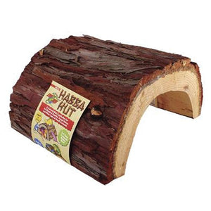 ZOO MED Habba Hut Hide Log