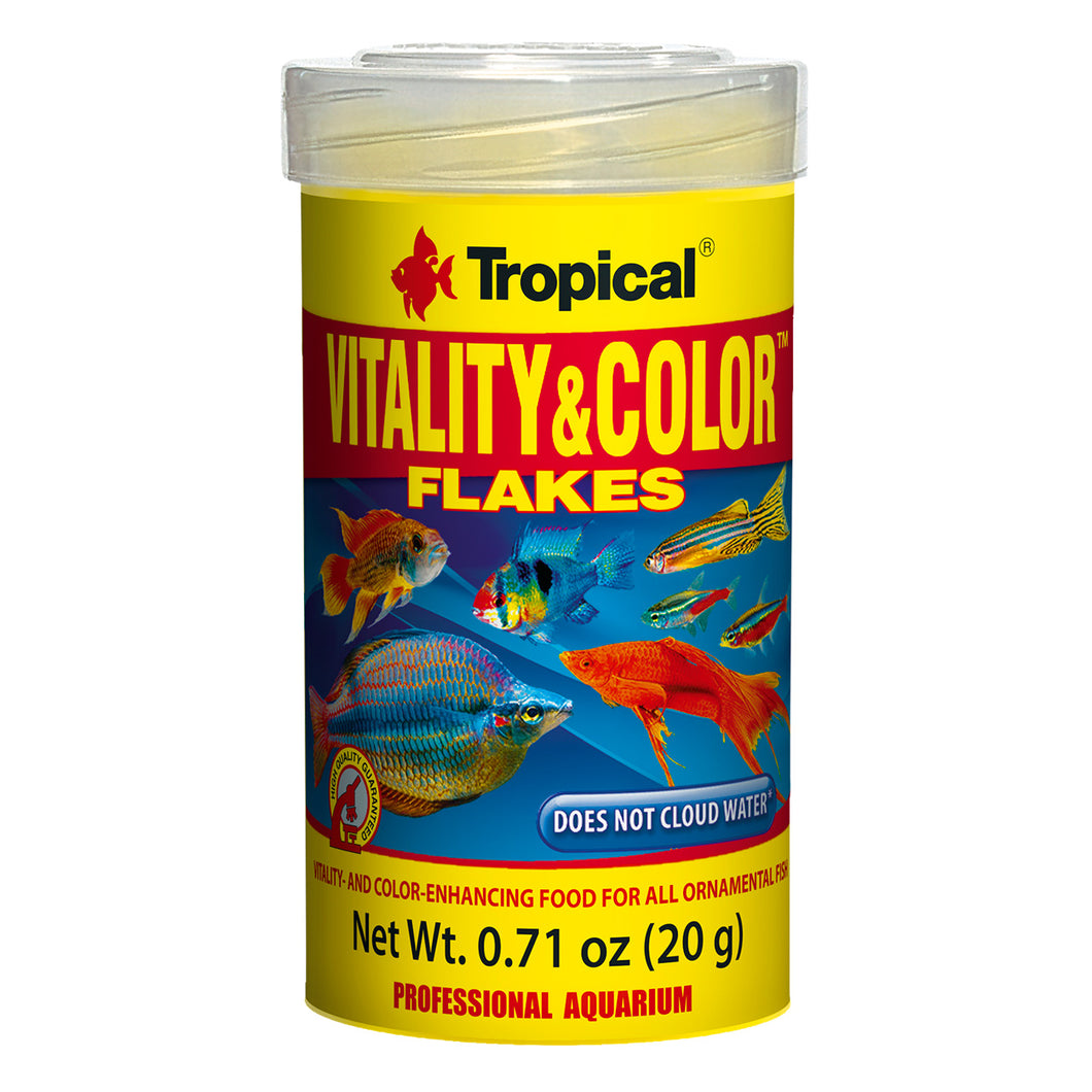 Tropical Vitality and Color Flakes - .71 oz