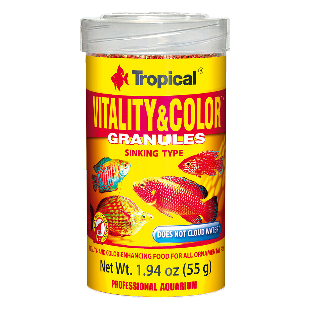 Tropical Vitality & Color Granules (Sinking)