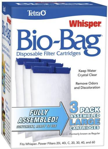 Whisper Bio-Bag 3 Pack (Large)
