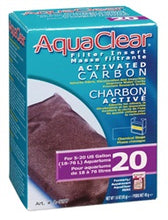 Load image into Gallery viewer, AquaClear Mini Activated Carbon Filter Insert