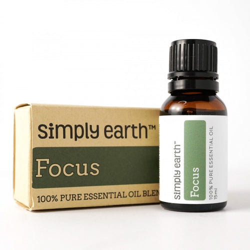 Focus Essential Oil Blend - 15 ml
