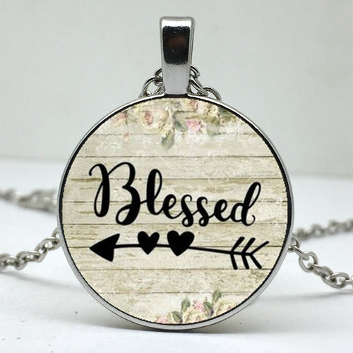 Blessed Necklace Pendant