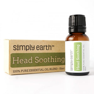 Head Soothing Essential Oil Blend - 15 ml