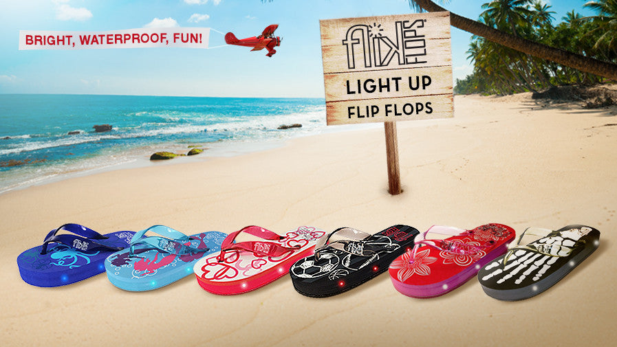 Peanut Butter and Whine: Flik Flops are the Coolest Summer Shoe Ever!