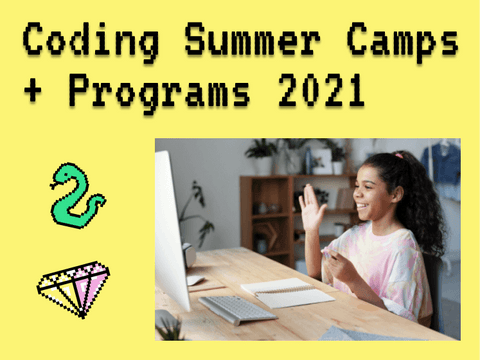 Coding Summer Camps 2021