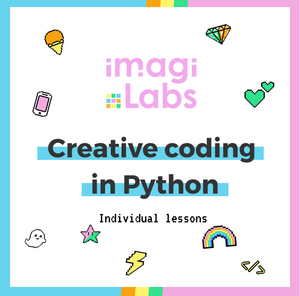 Creative Coding in Python - Individual Lessons 🌟