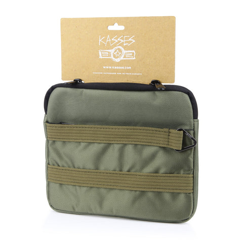 Army Green Nylon iPad Mini Case